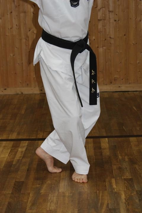 Apkkoa seogi (Forward cross stance)2