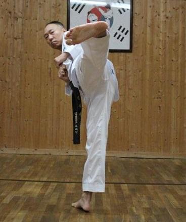 Yop Chagi (Side Kick)